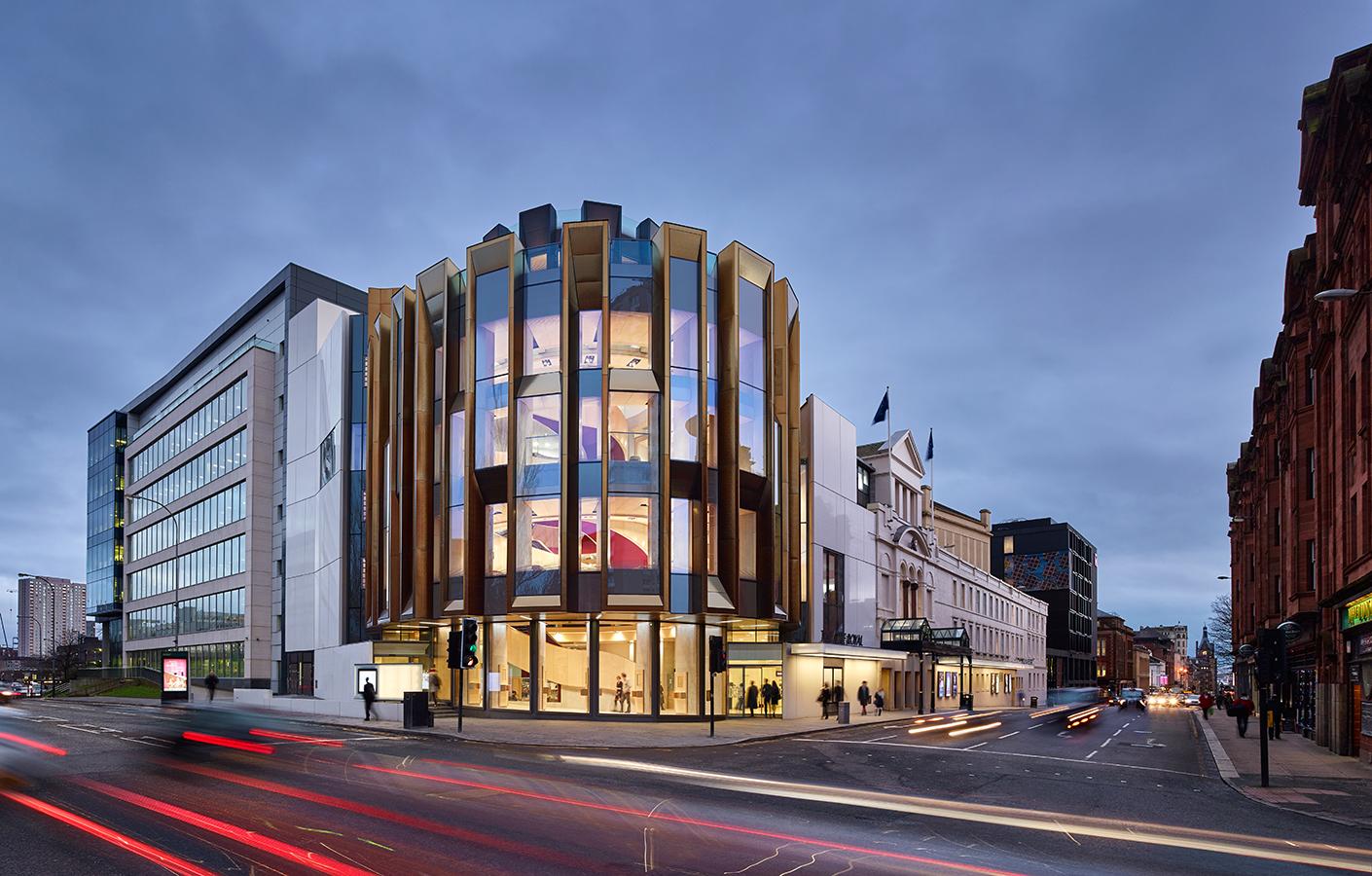Theatre Royal Glasgow.