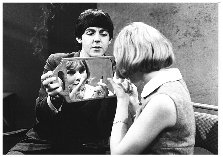 Roundup, 1963: Morag Hood & Paul McCartney