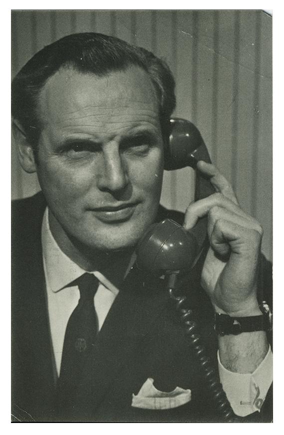 Arthur Montford