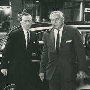 Harold Wilson at the Theatre Royal