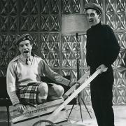 The Jack Milroy Show: Jack Milroy & Charlie Sim